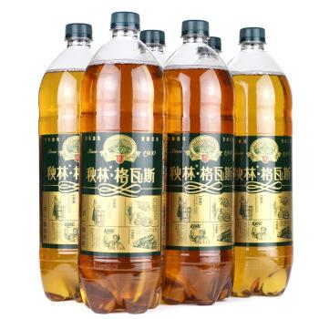 Qiulin 秋林 格瓦斯 发酵饮料  1.5L*6瓶