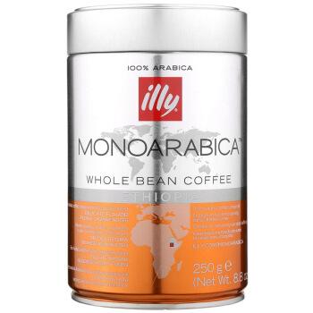 illy 阿拉比加单品咖啡豆 250g