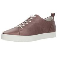 限尺码:ECCO Gillian 女士系带时尚运动鞋