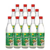 牛栏山 陈酿二锅头 浓香型白酒 42度 500ml*12瓶