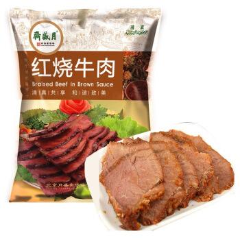 月盛斋 红烧牛肉 200g