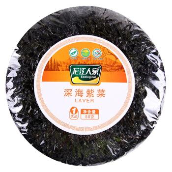 龙江人家 深海紫菜 50g