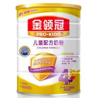 伊利 金領冠系列 嬰幼兒配方奶粉 4段 36個月以上 900g *2件