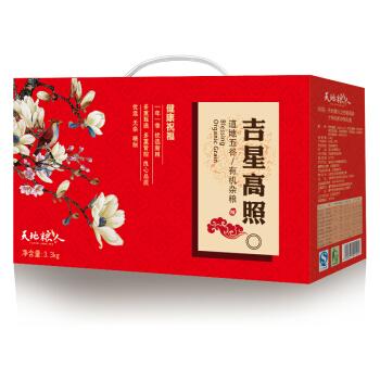天地粮人 吉星高照 杂粮礼盒 3.3kg
