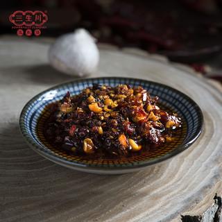 三生川辣椒铺 辣椒牛肉酱 350g