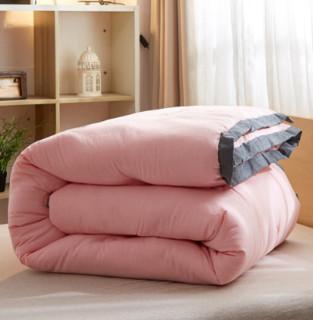 思多奇 冬季水洗棉被子 150*210cm*4斤