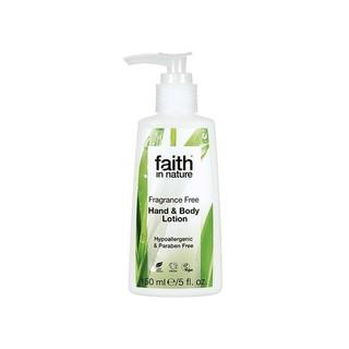 Faith in Nature 孕妇无香身体乳 150ml