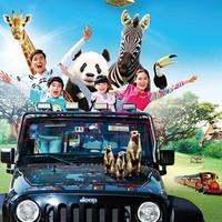 广州长隆野生动物世界年卡