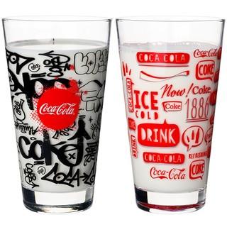 Pasabahce 帕莎帕琦 玻璃杯 465ml*2个