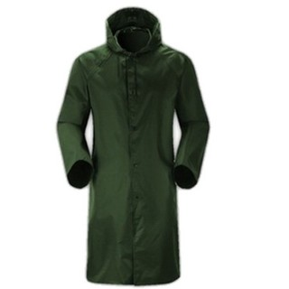 天平朝晖 TP-4078 户外FRG 户外专用连体雨衣
