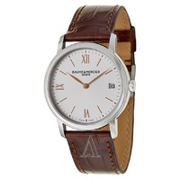 Baume and Mercier 名士 克莱斯麦系列 MOA10147 女款时装腕表