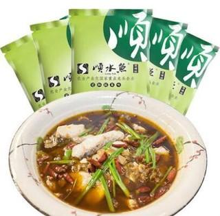 五斗米 水煮鱼底料 240g*5袋