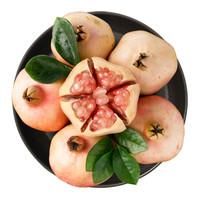 漫哆味 突尼斯软籽甜石榴 精选5斤 单果200-300g 京东生鲜 时令新鲜水果