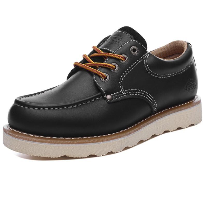 Dickies 163M50LXS91 男士系带圆头低帮工装鞋