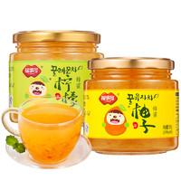 福事多 蜂蜜柚子茶 500g