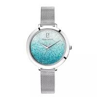 Pierre Lannier 连尼亚 施华洛世奇星钻系列 101G668 女士时装腕表