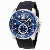 Cartier 卡地亚 CALIBRE DE系列 WSCA0010 男士机械腕表
