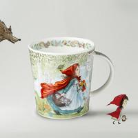 DUNOON 丹侬 童话系列 骨瓷马克杯 小红帽