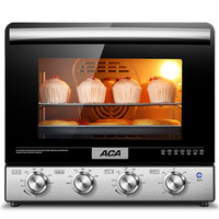 ACA 北美电器 ATO-M38AC 电烤箱 38L