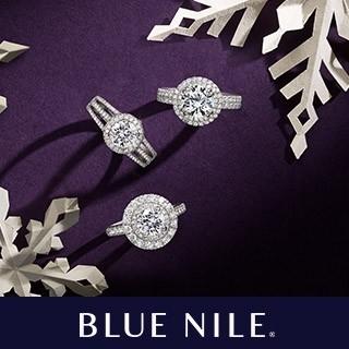 值友专享 : Blue Nile 珠宝首饰双十二大促