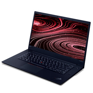 Lenovo 联想 ThinkPad X1 隐士 15.6英寸办公笔记本 (i7-8750H、16GB、256GB、GTX 1050Ti 4G)