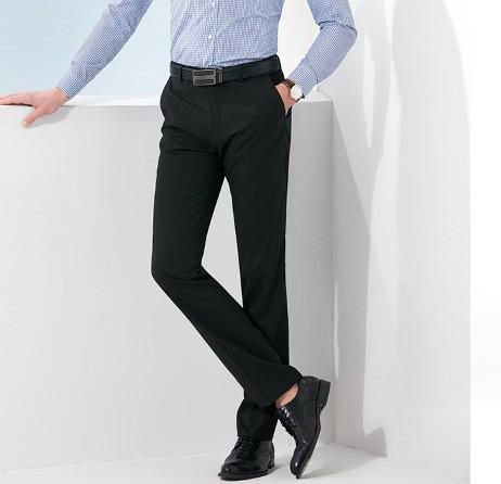 FIRS 杉杉 TSK79H008 男士直筒西裤
