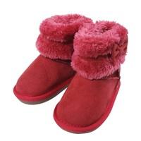 MIKI HOUSE HOT BISCUITS 儿童防滑雪地靴 *2件