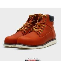 WOLVERINE W00334 男士工装靴