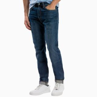 Levi's 李维斯 501CT 赤耳单宁 锥型中腰牛仔裤