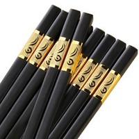 芭泰普 家用筷子 浪漫櫻花 10雙裝