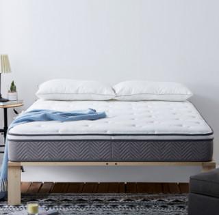 苏宁极物 美姿护脊椰棕弹簧床垫 1.5米