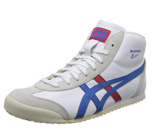 Onitsuka Tiger 鬼塚虎 MEXICO Mid Runner DL409 中性休闲跑步鞋