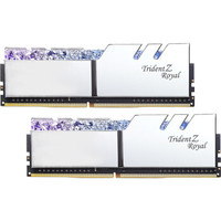 G.SKILL 芝奇 皇家戟 16GB(8GB×2) DDR4 3000 RGB臺式機內存條