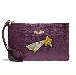 COACH 蔻驰 F38706 女士圣诞限量版手拿钱包
