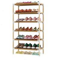 家时光 实木非金属组合鞋柜