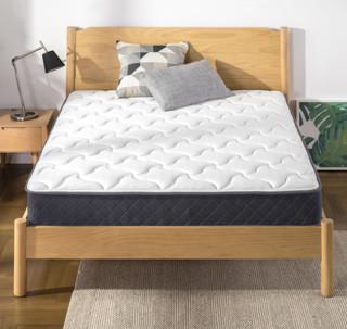 ZINUS E款 乳胶独立弹簧床垫 1.5m