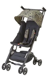 gb 好孩子 POCKIT 3代可半躺婴儿推车