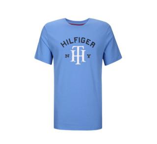 TOMMY HILFIGER 09T3179 男士字母T恤
