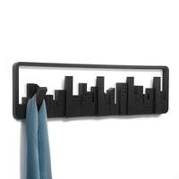 历史低价:umbra 多功能木桩墙壁挂衣钩 *2件