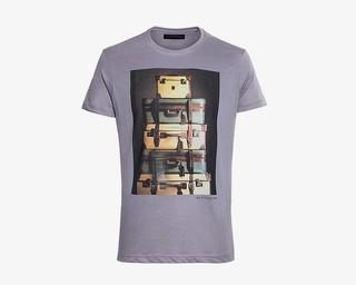 TRU TRUSSARDI 32T24INT 男士短袖T恤