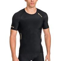 限尺码:SKINS 思金斯 A400系列 男士压缩短袖
