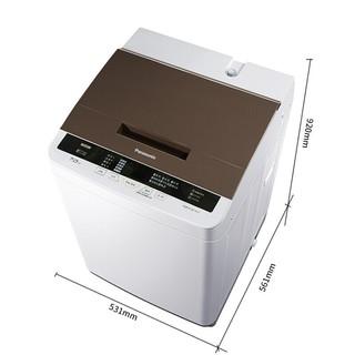 Panasonic 松下 XQB70-Q27H2F 7KG 波轮洗衣机