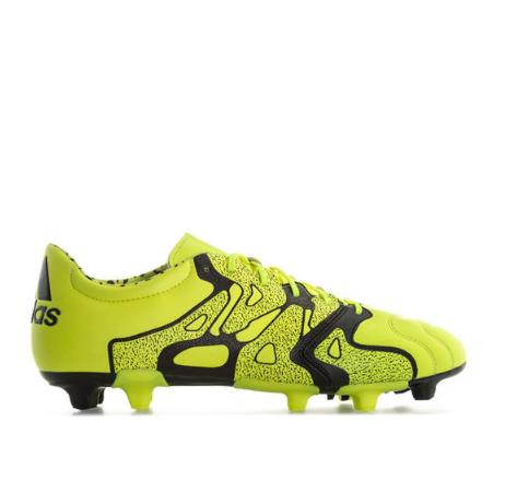 adidas X 15.2 FG/AG 男士足球鞋