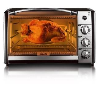 ACA 北美电器 ATO-MR24E 电烤箱 24L