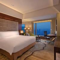 酒店特惠:扬子江畔,享醉人长江美景!重庆凯宾斯基酒店1-3晚