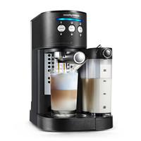 京东PLUS会员:morphy richards 摩飞 MR7008T 全自动咖啡机