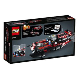 LEGO 乐高 机械组系列 42089 快艇