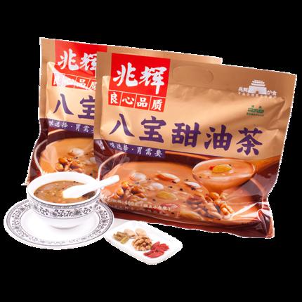 兆辉 八宝甜油茶 400g*2袋