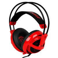 历史低价:steelseries 赛睿 西伯利亚 200 游戏耳机 微星定制版