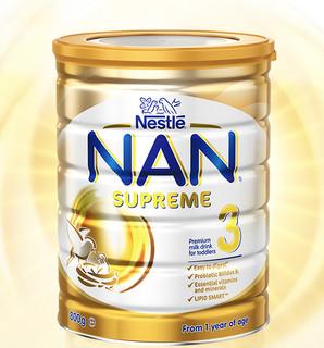 Nestle 雀巢 超级能恩 半水解 婴幼儿奶粉 3段 800g